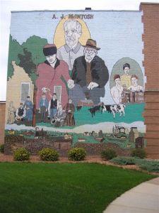McIntosh Mural